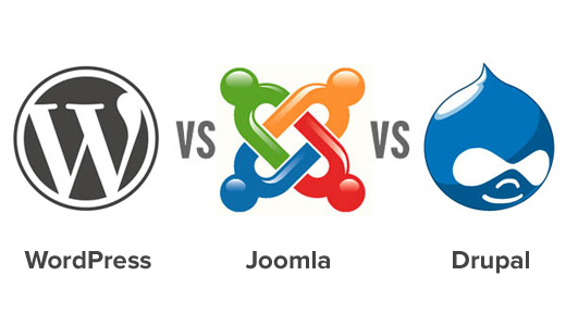 WordPress vs Joomla vs Drupal – CMS Comparison